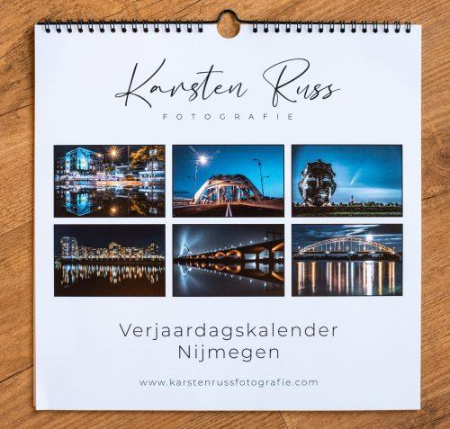 Verjaardagskalender Nijmegen Editie 2020